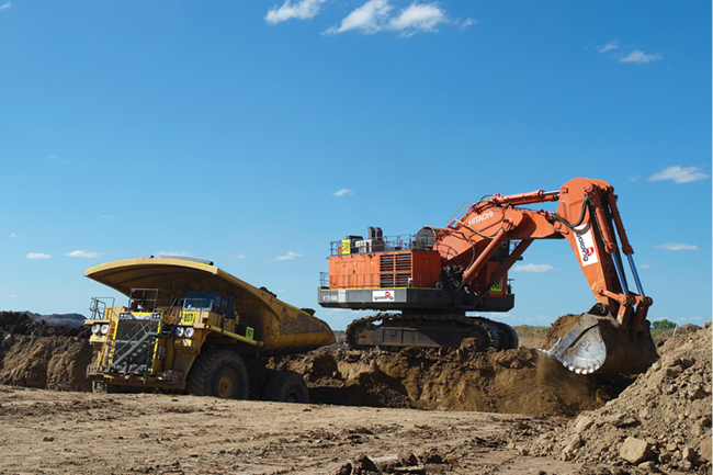 GOLDING CONTRACT EXTENSION: CURRAGH COAL MINE PROJECT